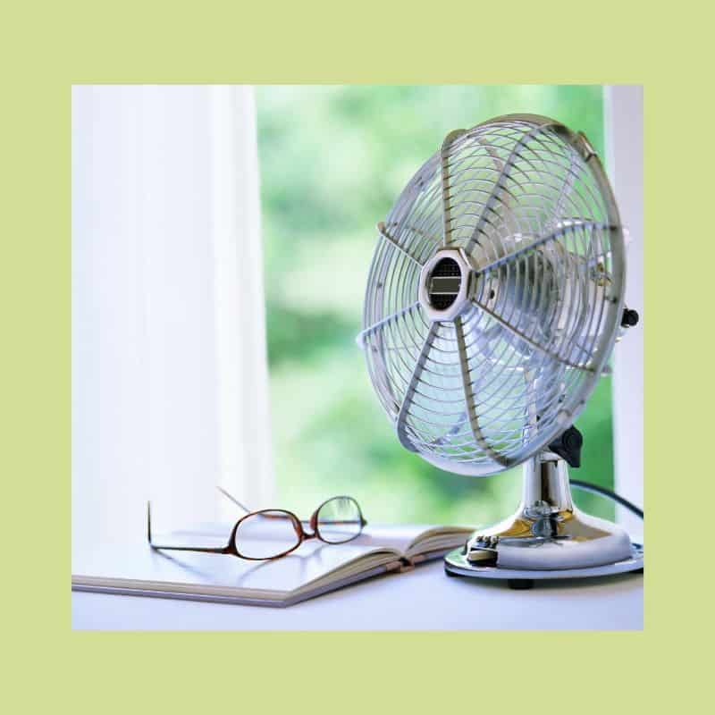 fans and vents