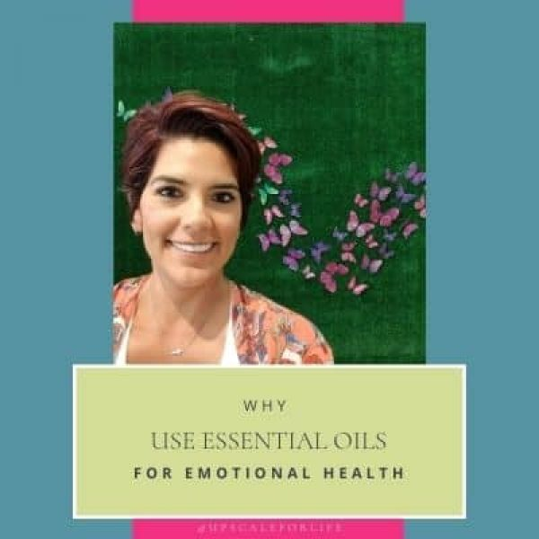 why use essential oils for emotional health